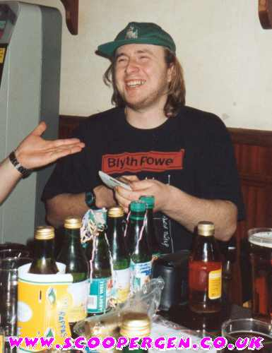 Ding Ding at LSB xmas do Dec 95
