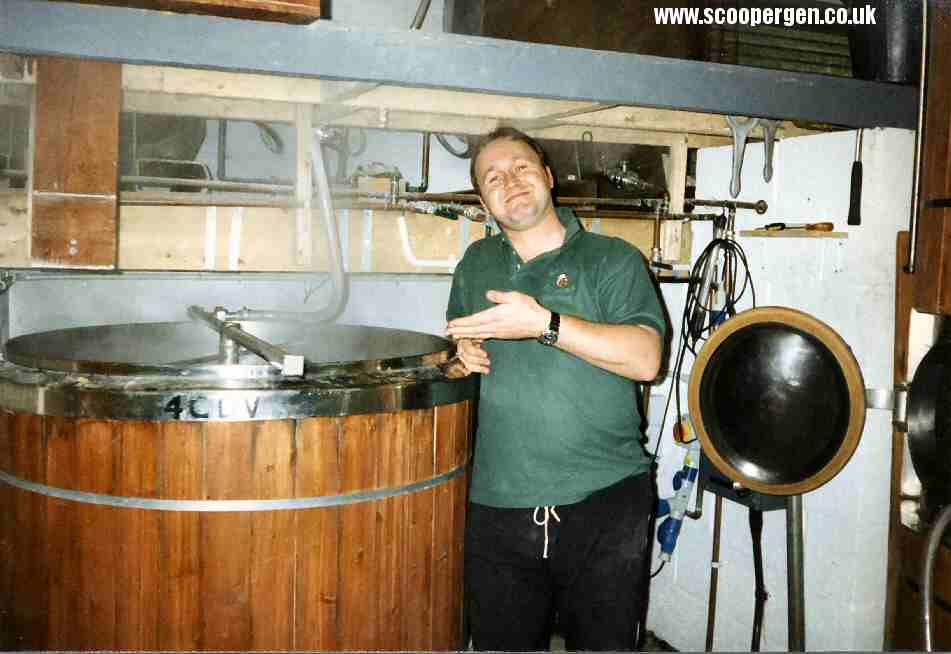 Mashing in at Swale, 1996